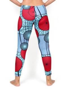 Pantalones Hippies Harem Yoga - Pantalón hippie tipo PASN35.
