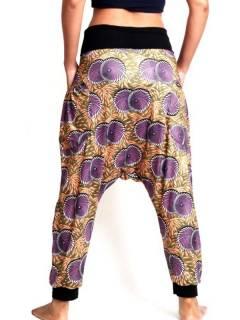 Pantalones Hippie Harem - Pantalón hippie tipo PASN36.