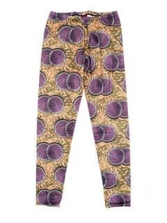 Pantalones Hippies Harem Yoga - Pantalón hippie tipo PASN37 - Modelo Verde