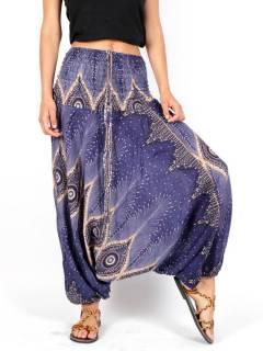 Pantaloni Aladin stampati Etnico, da acquistare all'ingrosso o dettaglio nella categoria di Abbigliamento Donna Hippie | Negozio alternativo ZAS. [PAVA06]
