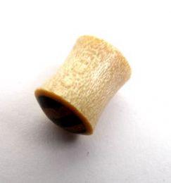 Plugs Madera Cuerno Hueso - Plug de 4 a 12mm madera PIPUMD03A.
