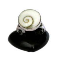 ZAS robapinzas.com | Anillo de plata, ojo de shiva engarzado, tamaño pequeño