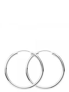 Aros plata de ley 30mm, para comprar al por mayor o detalle  en la categoría de Accesorios de Moda Hippie Bohemia | ZAS.[PLAR30]