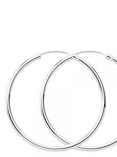 65mm PLAR65 sterling silver hoops to buy wholesale or detail in the category of Hippie Clothing for Women.