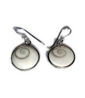 ZAS robapinzas.com | Pendientes Plata,ojo de shiva peuqeños