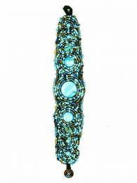 Ethnic Hippie Bracelets - Bracelet made with multiple PUAB01 - Model 164