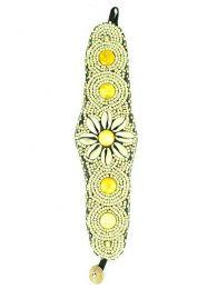 Pulsera étnica ancha flor conchas PUAB03 para comprar al por mayor o detalle  en la categoría de Bisutería y Plata Hippie Étnica Alternativa | ZAS Tienda Online.