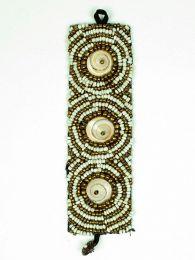 Breites ethnisches Multi-Perlen-Armband PUAB12 zum Kauf in loser Schüttung oder im Detail in der Kategorie Alternativer ethnischer Hippie-Schmuck.