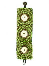 Wide multi-beads ethnic bracelet, to buy wholesale or detail in the category of Hippie Footwear for Men and Women | ZAS Hippie Store. [PUAB12]
