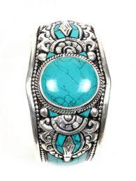 Pietre del braccialetto tibetano PUAT02 da acquistare all'ingrosso o nei dettagli nella categoria di gioielli Hippie etnici alternativi.