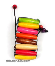 ZAS robapinzas.com |  Oulsera de cautos de hueso de colores, regulable