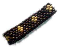 Pulsera de bolas de madera, 5 lineas PUCG2 para comprar al por mayor o detalle  en la categoría de Bisutería y Plata Hippie Étnica Alternativa | ZAS Tienda Online.