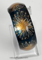 Pulseras Hippie Etnicas - Pulseras en cristal Pyrex PUCR2 - Modelo M-17