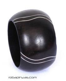 Pulsera decoración acero inxo, ancha bangle para comprar al por mayor o detalle  en la categoría de Bisutería y Plata Hippie Étnica Alternativa | ZAS Tienda Online  [PUPA01] .