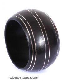 Pulsera decoración acero inxo, ancha bangle, para comprar al por mayor o detalle  en la categoría de Ropa Hippie y Alternativa para Hombre | ZAS Tienda Hippie.[PUPA01]