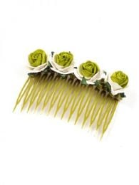 Flower Comb PZFLP01 to buy wholesale or detail in the category of Alternative Hippie Accessories.