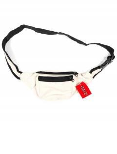 Hippies Waist Bags and Holsters - Sac banane rond classique lisse [RIKA01-L] pour acheter en gros ou au détail dans la catégorie Alternative Hippies Accessories.