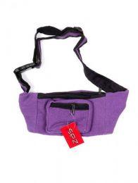 Borse da cintura e fondine Hippies - RIKA02 Borsa da cintura classica - Modello viola