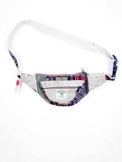 Riñonera Cáñamo Hemp y algodón RIKA03 para comprar al por mayor o detalle  en la categoría de Ropa Hippie Alternativa para Mujer.