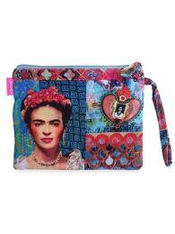 Bolsos y Monederos de Frida Kahlo  - Neceser/Sobre Grande Estampados Frida Kahlo. [SOMEPO] para comprar al por mayor o detalle  en la categoría de Complementos Hippies Alternativos.