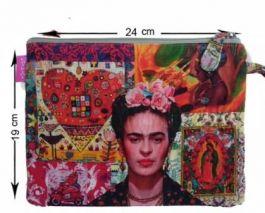 Bolsos Monederos Frida Kahlo  - Neceser tipo Sobre - Monedero SOMEPO.