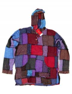 Hippie Patchwork Sweatshirt. SUEV06 to buy wholesale or detail in the Horn and Bone Dilator Piercing category.