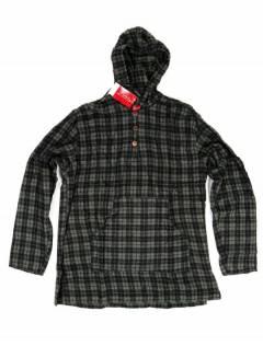Sweat-shirt en flanelle hippie. SUEV06B pour acheter en gros ou en détail dans la catégorie Alternative Hippie Accessories.
