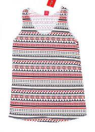 Camseita tirantes estampado étnico. camiseta de tirantes 100% algodón TMKA01 para comprar al por mayor o detalle  en la categoría de Outlet Hippie Etnico Alternativo | ZAS Tienda Hippie.