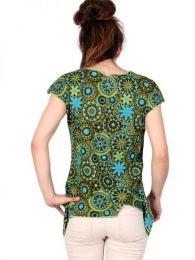 Top blusa de algodón detalle del producto