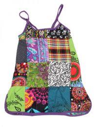 Top patchwork de algodón Mod 16b9