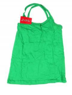 Camisetas Blusas y Tops - Top hippie básico, TOHC35 - Modelo Verde b