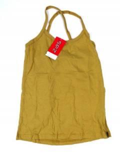 Camisetas Blusas y Tops - Top hippie básico, TOHC35 - Modelo Verde c