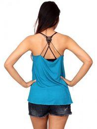 top blusa amplia expandex detalle del producto