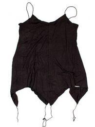 top blusa amplia expandex Mod Gris