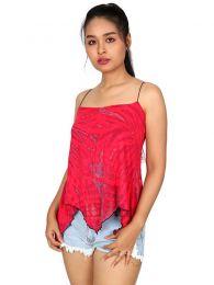 Top y Blusas Hippie Boho Ethnic - top blusa amplia expandex TOJU06.