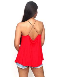 Camisetas y Tops Hippies - top blusa amplia recta expandex TOJU07P.