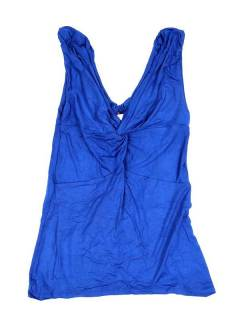 T-shirt e top hippy - Top in poliestere Expadex TOJU12P - Modello blu