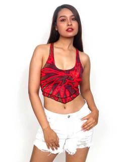 Mini Hippie Top TOJU14 zum Großhandel oder Detail in der Kategorie Alternative Hippie Kleidung für Männer zu kaufen.