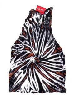 Top tirante tie dye TOJU15 para comprar al por mayor o detalle  en la categoría de Outlet Hippie Étnico Alternativo.