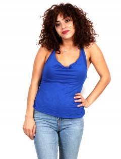 Camisetas Blusas y Tops - Mini Top hippie con espalda TOJU16P.