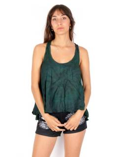 Top hippie Tie Dye, pour acheter en gros ou détail dans la catégorie Vêtements Hippie Femme | Magasin alternatif ZAS. [TOPN01]