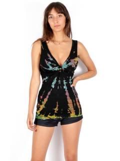 Top à bretelles tie dye, pour acheter en gros ou détail dans la catégorie Vêtements Hippie Femme | Magasin alternatif ZAS. [TOPN03]
