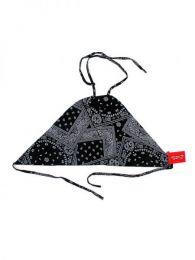Mini Top algodón estampado TOPO19 para comprar al por mayor o detalle  en la categoría de Outlet Hippie Étnico Alternativo.