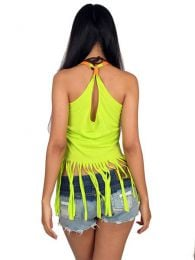Outlet Ropa Hippie - Top expandex poliester con TORC02.