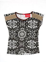 Camicetta etnica Mandala, da acquistare all'ingrosso o dettaglio nella categoria Accessori moda bohémien hippie | ZAS. [TOUN51]