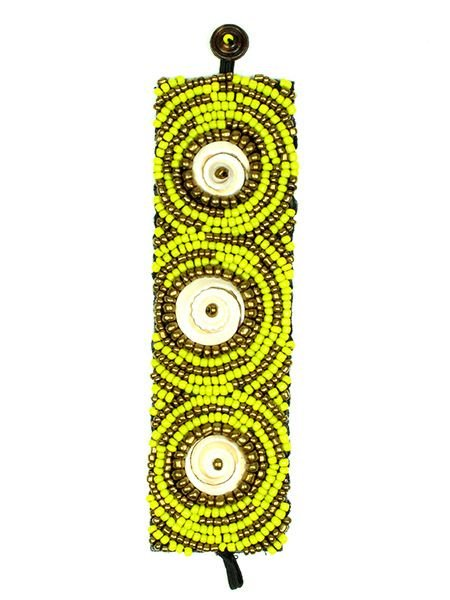 Pulseras Hippie Etnicas - Pulsera étnica ancha multi cuentas [PUAB12] para comprar al por mayor o detalle  en la categoría de Bisutería Hippie Étnica Alternativa.