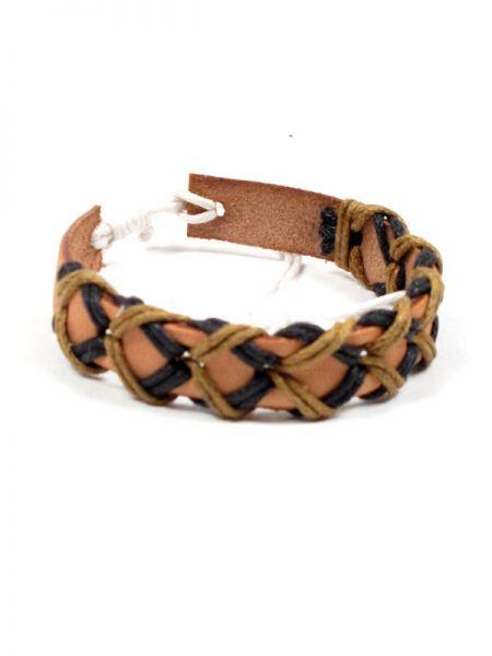 pulseras hippies multicolores, realizadas en cordón de algodón Comprar - Venta Mayorista y detalle