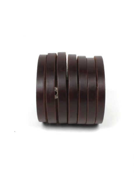 pulsera cuero helio trip. realizada en cuero de alta calidad troquelado Comprar - Venta Mayorista y detalle