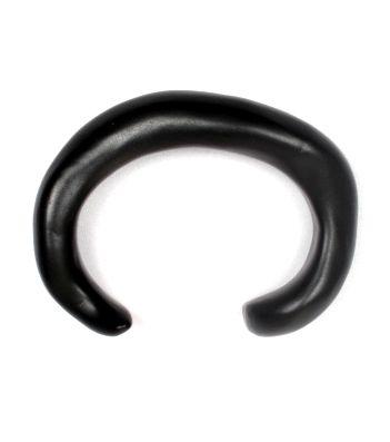 pulsera bangle twist de madera con diseño en forma de suave Comprar - Venta Mayorista y detalle