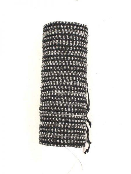 Pulsera hippie algodón PUVI31 para comprar al por mayor o detalle  en la categoría de Bisutería Hippie Étnica Alternativa.